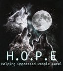 Helping Opressed People Excel Logo